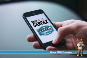 Carfax Anchorage